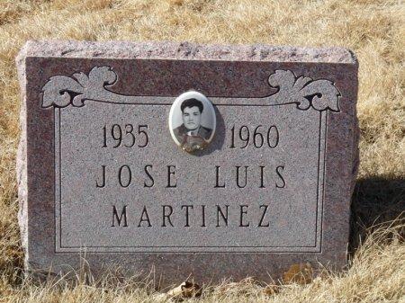 MARTINEZ, JOSE LUIS - Colfax County, New Mexico   JOSE LUIS MARTINEZ - New Mexico Gravestone Photos