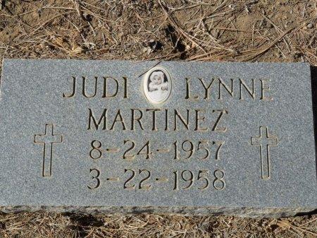 MARTINEZ, JUDI LYNNE - Colfax County, New Mexico | JUDI LYNNE MARTINEZ - New Mexico Gravestone Photos