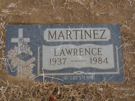 MARTINEZ, LAWRENCE - Colfax County, New Mexico   LAWRENCE MARTINEZ - New Mexico Gravestone Photos