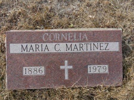 MARTINEZ, MARIA CORNELIA - Colfax County, New Mexico | MARIA CORNELIA MARTINEZ - New Mexico Gravestone Photos