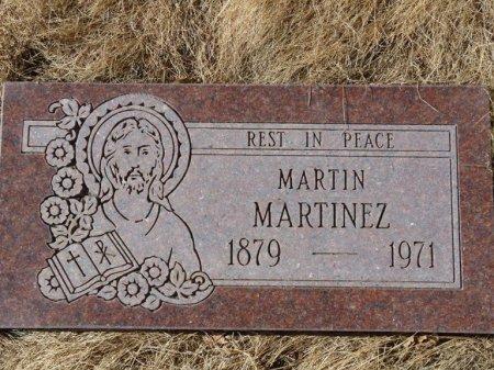 MARTINEZ, MARTIN - Colfax County, New Mexico | MARTIN MARTINEZ - New Mexico Gravestone Photos