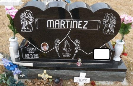 MARTINEZ, MARY MARELA - Colfax County, New Mexico | MARY MARELA MARTINEZ - New Mexico Gravestone Photos