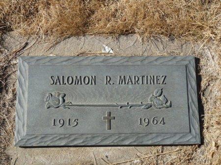 MARTINEZ, SALOMON R - Colfax County, New Mexico | SALOMON R MARTINEZ - New Mexico Gravestone Photos
