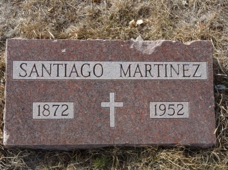 MARTINEZ, SANTIAGO - Colfax County, New Mexico | SANTIAGO MARTINEZ - New Mexico Gravestone Photos