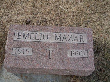 MAZAR, EMELIO - Colfax County, New Mexico | EMELIO MAZAR - New Mexico Gravestone Photos