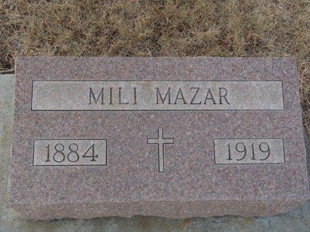 MAZAR, MILI - Colfax County, New Mexico | MILI MAZAR - New Mexico Gravestone Photos
