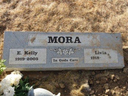 MORA, E. KELLY - Colfax County, New Mexico   E. KELLY MORA - New Mexico Gravestone Photos