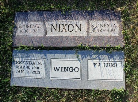 WINGO, BRENDA N. - Colfax County, New Mexico | BRENDA N. WINGO - New Mexico Gravestone Photos