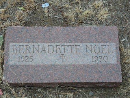 NOEL, BERNADETTE - Colfax County, New Mexico   BERNADETTE NOEL - New Mexico Gravestone Photos