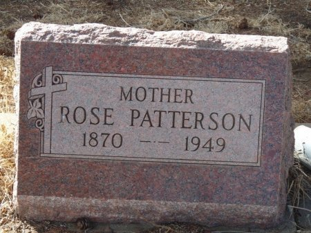 PATTERSON, ROSE - Colfax County, New Mexico   ROSE PATTERSON - New Mexico Gravestone Photos