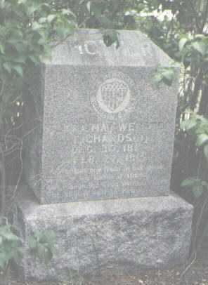 WEBSTER RICHARDSON, CLARA MAY - Colfax County, New Mexico | CLARA MAY WEBSTER RICHARDSON - New Mexico Gravestone Photos