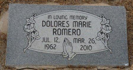 ROMERO, DOLORES MARIE - Colfax County, New Mexico | DOLORES MARIE ROMERO - New Mexico Gravestone Photos