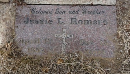 ROMERO, JESSIE L - Colfax County, New Mexico | JESSIE L ROMERO - New Mexico Gravestone Photos