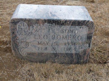 ROMERO, LEO - Colfax County, New Mexico | LEO ROMERO - New Mexico Gravestone Photos