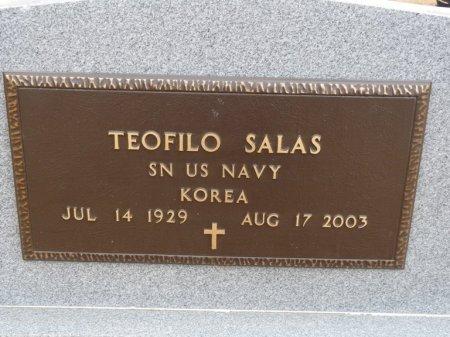 "SALAS, SR (VETERAN KOR), TEOFILO ""TOBY"" (NEW) - Colfax County, New Mexico | TEOFILO ""TOBY"" (NEW) SALAS, SR (VETERAN KOR) - New Mexico Gravestone Photos"