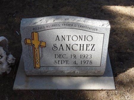 SANCHEZ, ANTONIO - Colfax County, New Mexico | ANTONIO SANCHEZ - New Mexico Gravestone Photos