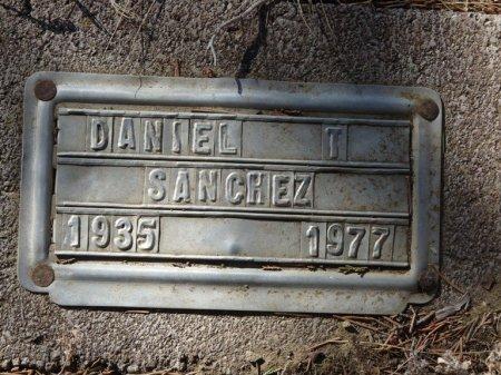 SANCHEZ, DANIEL T - Colfax County, New Mexico | DANIEL T SANCHEZ - New Mexico Gravestone Photos