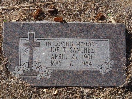 SANCHEZ, JOE T - Colfax County, New Mexico   JOE T SANCHEZ - New Mexico Gravestone Photos