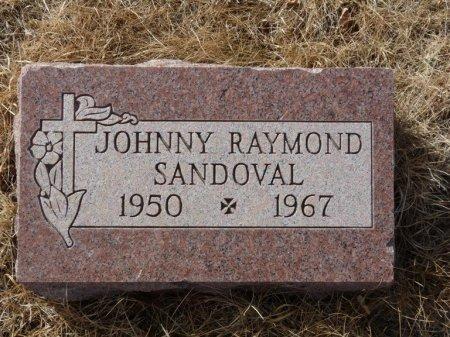 SANDOVAL, JOHNNY RAYMOND - Colfax County, New Mexico   JOHNNY RAYMOND SANDOVAL - New Mexico Gravestone Photos