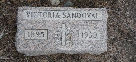 SANDOVAL, VICTORIA - Colfax County, New Mexico | VICTORIA SANDOVAL - New Mexico Gravestone Photos