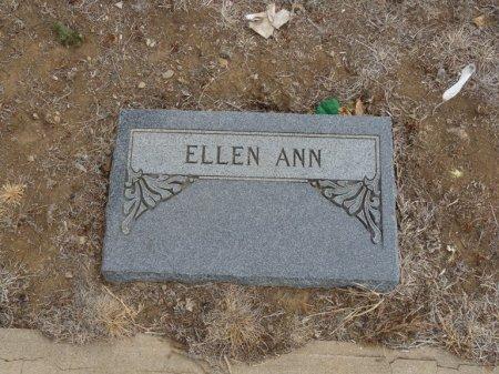 SCANLON, ELLEN ANN - Colfax County, New Mexico   ELLEN ANN SCANLON - New Mexico Gravestone Photos