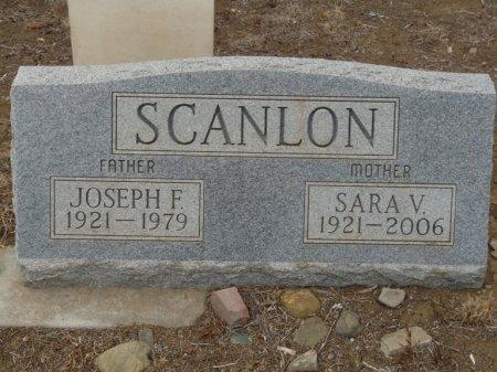 SCANLON, SARA V - Colfax County, New Mexico   SARA V SCANLON - New Mexico Gravestone Photos