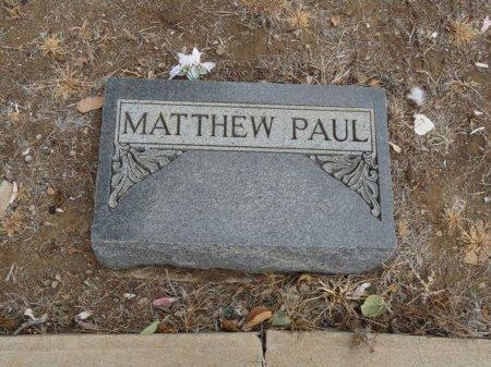 SCANLON, MATTHEW PAUL - Colfax County, New Mexico   MATTHEW PAUL SCANLON - New Mexico Gravestone Photos