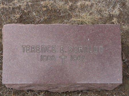 SCANLON, TERENCE E - Colfax County, New Mexico   TERENCE E SCANLON - New Mexico Gravestone Photos
