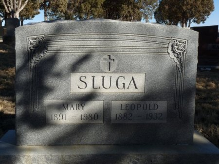 SLUGA, MARY M - Colfax County, New Mexico | MARY M SLUGA - New Mexico Gravestone Photos