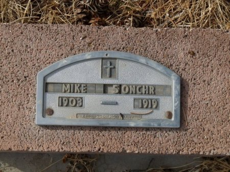 SONCHAR, MIKE - Colfax County, New Mexico | MIKE SONCHAR - New Mexico Gravestone Photos