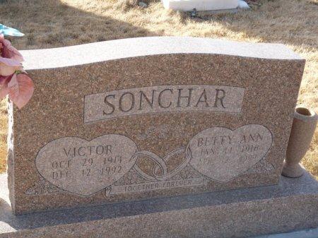 SONCHAR, VICTOR - Colfax County, New Mexico   VICTOR SONCHAR - New Mexico Gravestone Photos