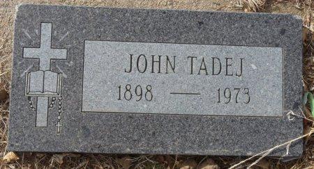 TADEJ, JOHN - Colfax County, New Mexico   JOHN TADEJ - New Mexico Gravestone Photos