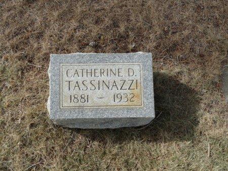 TASSINAZZI, CATHERINE D - Colfax County, New Mexico | CATHERINE D TASSINAZZI - New Mexico Gravestone Photos