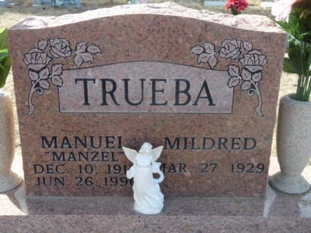 TRUEBA, MILDRED - Colfax County, New Mexico | MILDRED TRUEBA - New Mexico Gravestone Photos