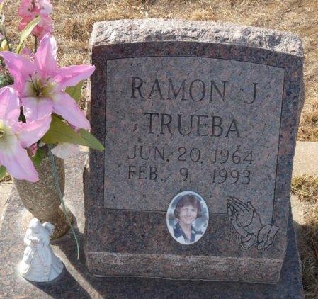 TRUEBA, RAMON J - Colfax County, New Mexico | RAMON J TRUEBA - New Mexico Gravestone Photos