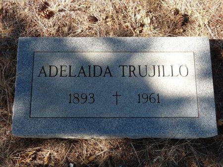 TRUJILLO, ADELAIDA - Colfax County, New Mexico   ADELAIDA TRUJILLO - New Mexico Gravestone Photos