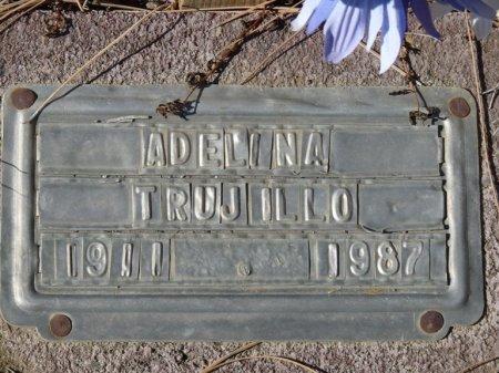 TRUJILLO, ADELINA - Colfax County, New Mexico | ADELINA TRUJILLO - New Mexico Gravestone Photos