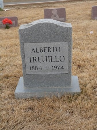 TRUJILLO, ALBERTO - Colfax County, New Mexico | ALBERTO TRUJILLO - New Mexico Gravestone Photos