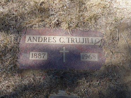 TRUJILLO, ANDRES CORCINIO - Colfax County, New Mexico   ANDRES CORCINIO TRUJILLO - New Mexico Gravestone Photos