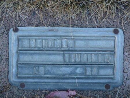 TRUJILLO, ANTHONEY - Colfax County, New Mexico | ANTHONEY TRUJILLO - New Mexico Gravestone Photos
