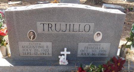 TRUJILLO, PRISCILLA - Colfax County, New Mexico | PRISCILLA TRUJILLO - New Mexico Gravestone Photos