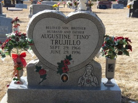 "TRUJILLO, AUGUSTINE ""TINO"" - Colfax County, New Mexico 