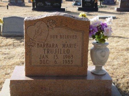 TRUJILLO, BARBARA MARIE - Colfax County, New Mexico | BARBARA MARIE TRUJILLO - New Mexico Gravestone Photos