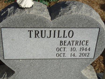 TRUJILLO, BEATRICE - Colfax County, New Mexico | BEATRICE TRUJILLO - New Mexico Gravestone Photos