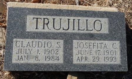 TRUJILLO, JOSEFITA - Colfax County, New Mexico   JOSEFITA TRUJILLO - New Mexico Gravestone Photos