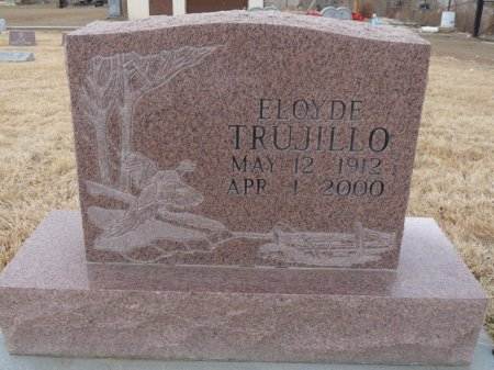 TRUJILLO, ELOYDE - Colfax County, New Mexico | ELOYDE TRUJILLO - New Mexico Gravestone Photos