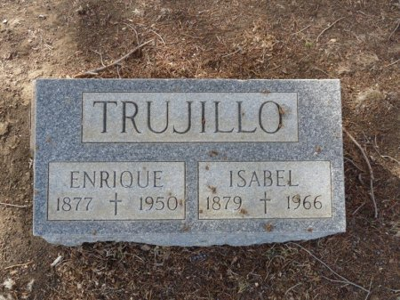 TRUJILLO, ENRIQUE - Colfax County, New Mexico | ENRIQUE TRUJILLO - New Mexico Gravestone Photos