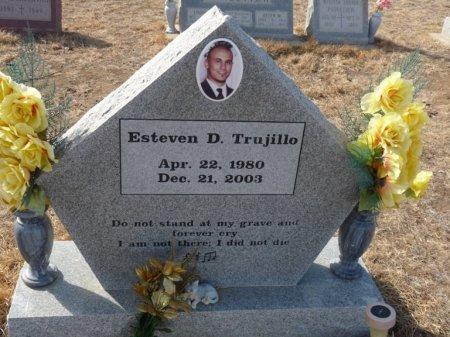 TRUJILLO, ESTEVEN D - Colfax County, New Mexico   ESTEVEN D TRUJILLO - New Mexico Gravestone Photos