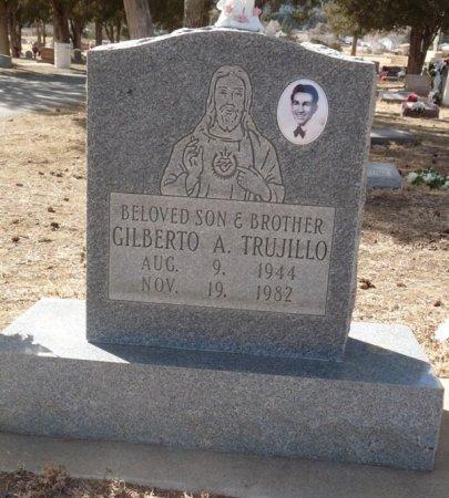 TRUJILLO, GILBERTO A - Colfax County, New Mexico | GILBERTO A TRUJILLO - New Mexico Gravestone Photos
