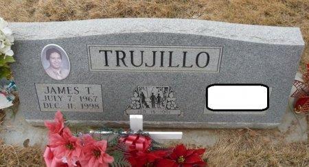 TRUJILLO, JAMES T - Colfax County, New Mexico   JAMES T TRUJILLO - New Mexico Gravestone Photos